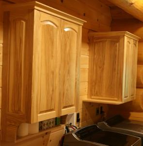 beautiful craftsmanship in these cabinets