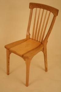 Red Oak chair